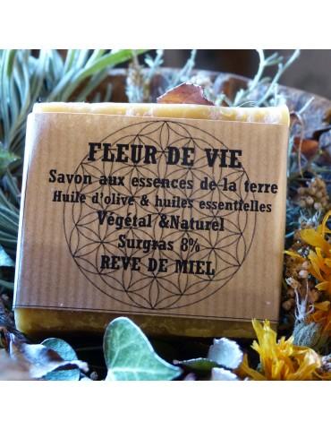 Savon végétal parfum rêve...